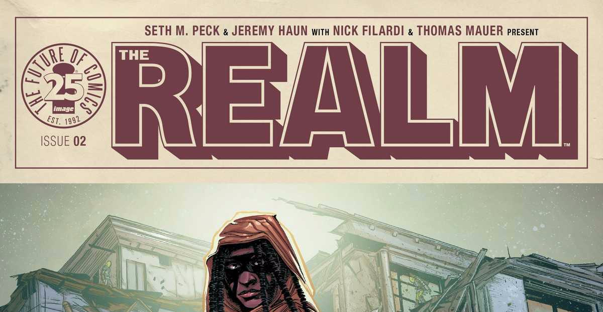 Review: THE REALM #2 (SPOILERS)