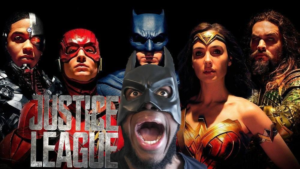 Review: JUSTICE LEAGUE