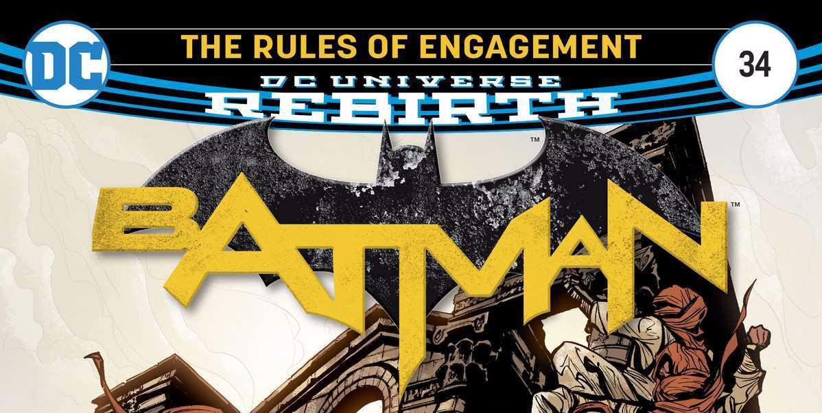 Review: BATMAN #34(SPOILERS)
