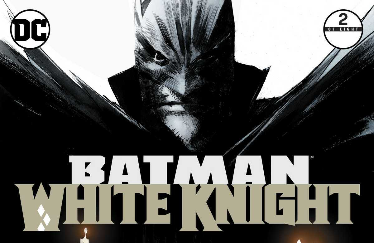 Review: BATMAN WHITE KNIGHT #2 (SPOILERS)