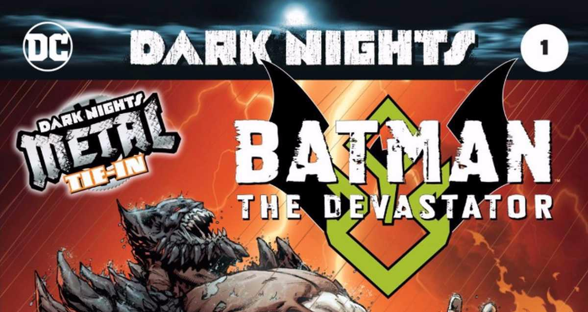 Review: BATMAN THE DEVASTATOR #1(SPOILERS)