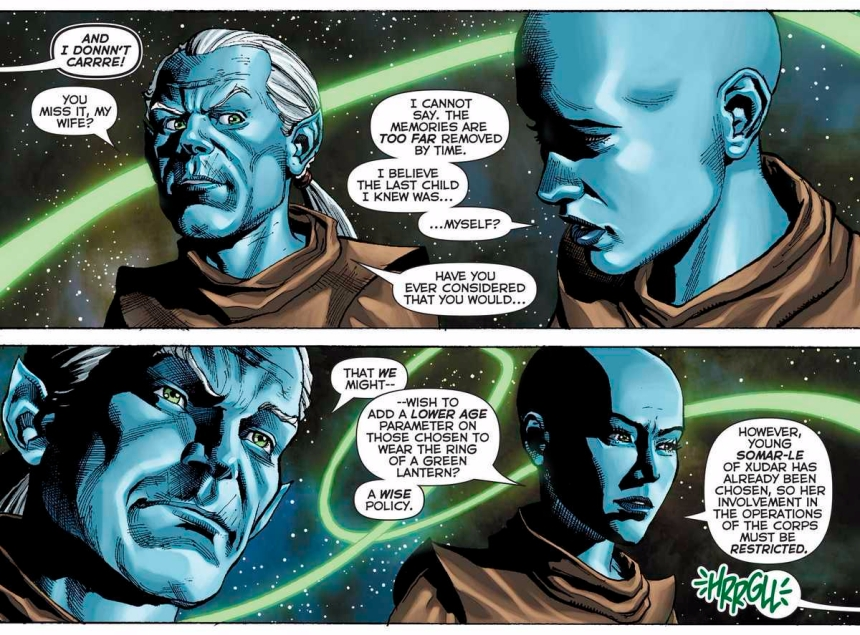 Ganthet and Sayd