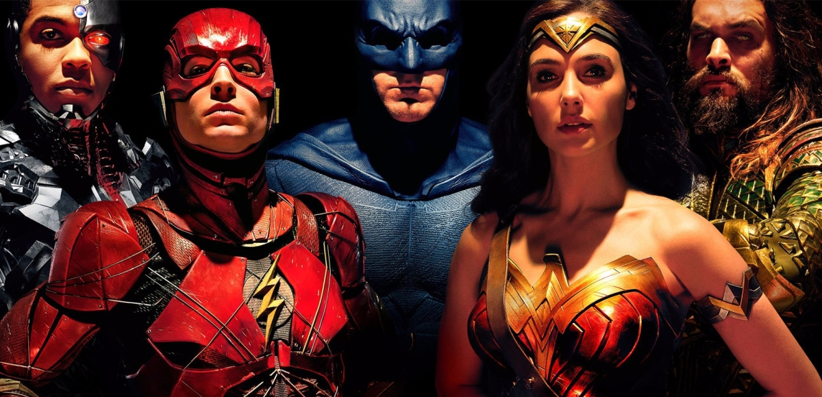 JUSTICE LEAGUE — Zack Snyder, hope, and coming fullcircle