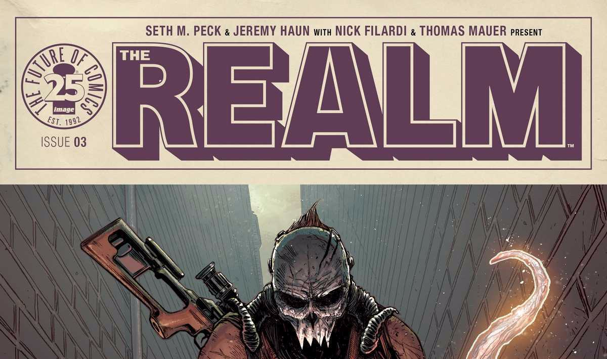 Review: THE REALM #3 (SPOILERS)
