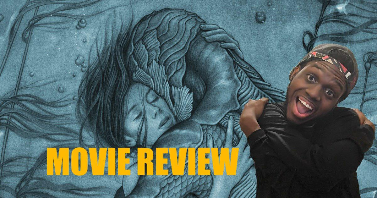 Review: THE SHAPE OF WATER