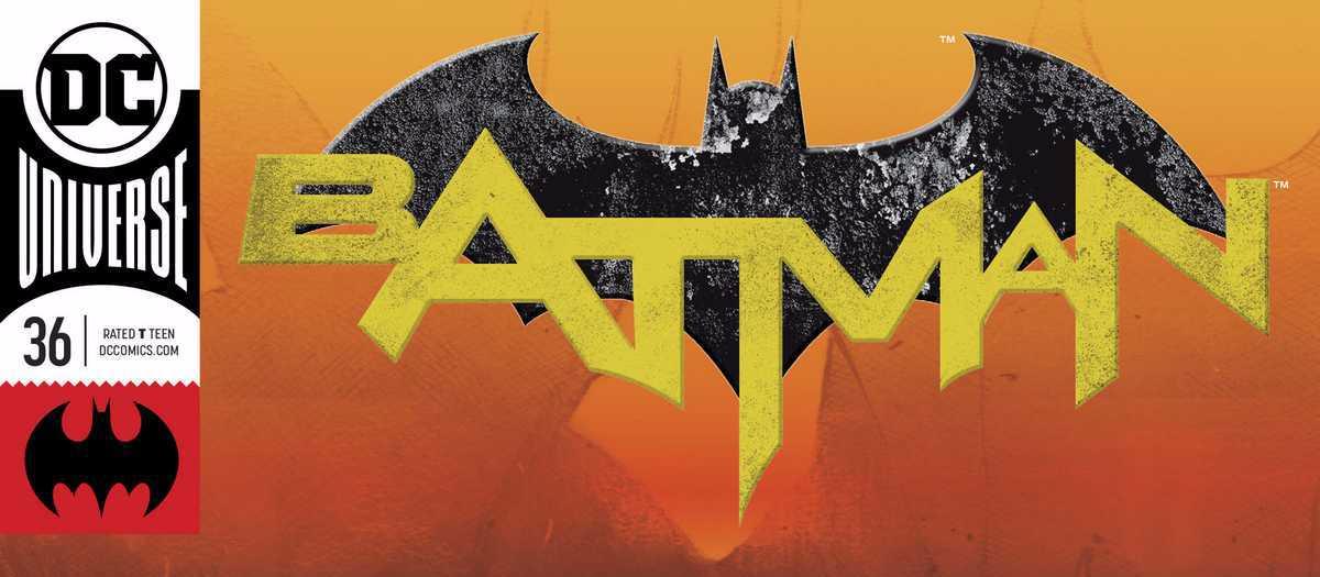 Review: BATMAN #36(SPOILERS)