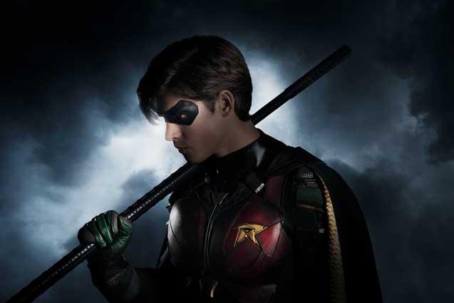 Brenton Thwaites as Dick Grayson/Robin
